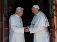 Benedict XVI returns to Vatican for first time