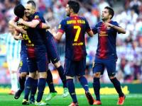 La Liga roundup: Barca reach 100 points, Sociedad grab fourth spot