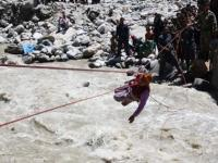 Uttarakhand: Weather clears, rescue operations begin