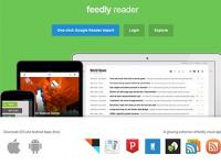 Google Reader dies today. Why Feedly is the best replacement