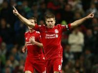 Steven Gerrard signs new two-year deal to stay at Liverpool