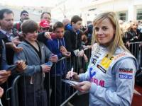 F1: Susie Wolff to take part in two free practice sessions at British and Spanish GPs