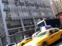 NYT website goes down for hours as Syrian hackers strike again