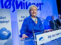 "Newsmaker: After softening, ""Iron Erna"" set to become Norway's PM"