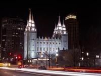 Women seek access to traditionally male-only Mormon gathering