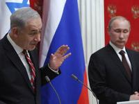 Israel PM Netanyahu to discuss Syria with Russian President Putin in Moscow
