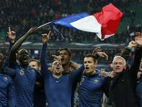 France stage incredible comeback to reach World Cup