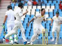 Mitchell Johnson takes 7 as Australia roll South Africa for 206