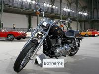 Pope's Harley Davidson smashes expectations at Paris auction
