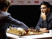 London Chess Classic: Anand draws against Carlsen in third round