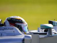 Mercedes Pair Fastest at Australian GP
