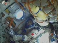 First Japanese astronaut takes command of space station