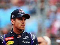 For the first time since July 28, Vettel is not the winner