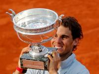 Number Cruncher: Nadal Vs all opponents at the French Open