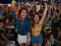 Silicon Valley's latest perk - World Cup viewing parties at work