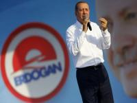 Turkey's Erdogan outlines vision for hands-on presidency as election looms