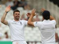 James Anderson, Stuart Broad wreck Pakistan on opening day of final Test