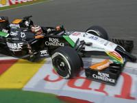 Force India seeks advance on 2016 payments to pay suppliers