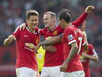 EPL: Di Maria, Herrera score as Man United hammer QPR 4-0