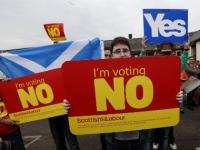 UK supporters fightback to stop Scotland from voting for independence