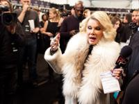 Israel PM, comedians and Hollywood stars mourn the death of Joan Rivers