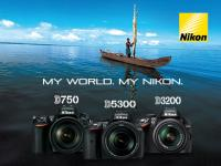 <b>Nikon</b> D3200, D5300, D750: Built for photography in tough Indian conditions