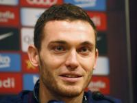 FC Barcelona's Vermaelen out of action due to injury