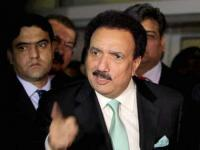 IS has established contact with Pak Taliban, claims <b>Rehman</b> <b>Malik</b>