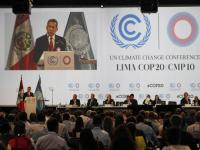 Lima climate talks at crossroads on ways to slow warming
