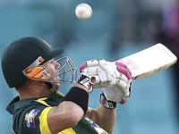 ODI Tri-series as it happened: Warner century powers Australia to opening win over England