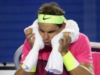 Rafael Nadal suffers Miami Open setback after ankle injury scare