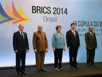 BRICS $100 bn bank launched in Shanghai with <b>K</b> <b>V</b> <b>Kamath</b> as president
