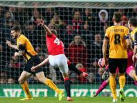 Van Gaal can't bet, but tips Man United as favourites for FA Cup after win over Cambridge
