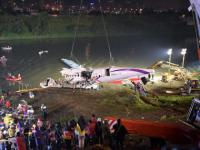Taiwan TransAsia plane crash survivor says engine 'did not feel right'