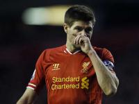 Gerrard accuses Balotelli of disrespect after penalty swipe