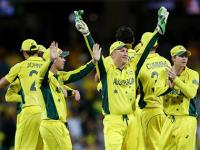 Australia vs New Zealand World Cup final Tweet report: 'McCullum doesn't like working on a Sunday'