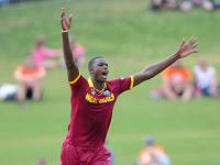 World Cup: Captain Holder stars as West Indies thump UAE