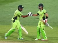 World Cup: 'Last resort' Sarfraz solves Pakistan's opening woes