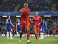 Champions League: Zlatan sees red but Silva and 10-man PSG claim Chelsea revenge