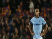 Man City's Kompany challenges champions to win last eight games
