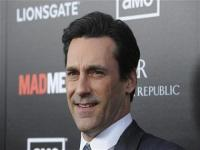 Jon Hamm finally wins first Emmy for 'Mad Men'