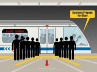 These illustrations on the Delhi Metro will make you want to take the crazy ride