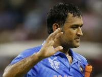 MS Dhoni leads his team to victory in UK-based charity match