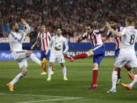 Champions League: Oblak heroics keep Real at bay in Madrid derby; Juventus edge Monaco