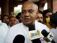 Deve Gowda's JDS is falling apart in Karnataka and he only has his sons to blame