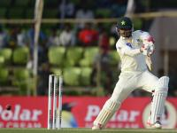 Hafeez leads fightback in Sharjah Test, helps Pakistan to 146-3 against England