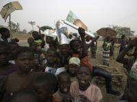 800,000 children forced from home by Boko Haram militants, says Unicef report