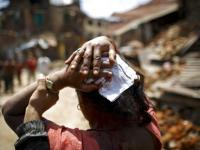 'There is danger': Officials tell Nepal earthquake victims to leave damaged buildings