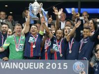 PSG stroll to historic quadruple with French Cup win