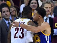 NBA finals: Golden State Warriors end 40-year title drought by beating Cleveland Cavs